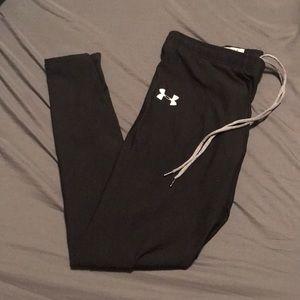 Black under armour pants